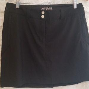 Nike Golf Skort Black SZ 8/M